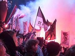 FC St. Pauli Gegengerade (~1999?)