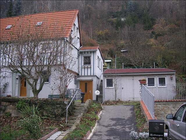 Mein Haus an der Elbe