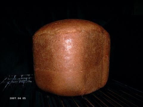 Norwegian Whole Wheat Bread 1