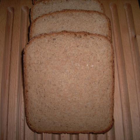 Norwegian Whole Wheat Bread 2