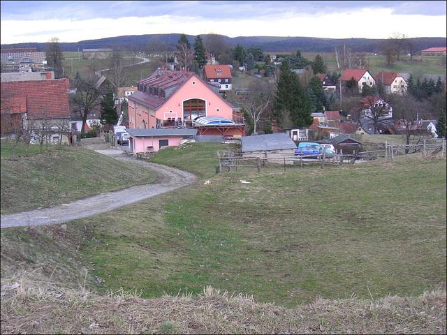 Dorf Wehlen