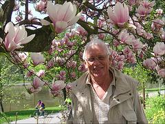 Tulpenbaum und ich -