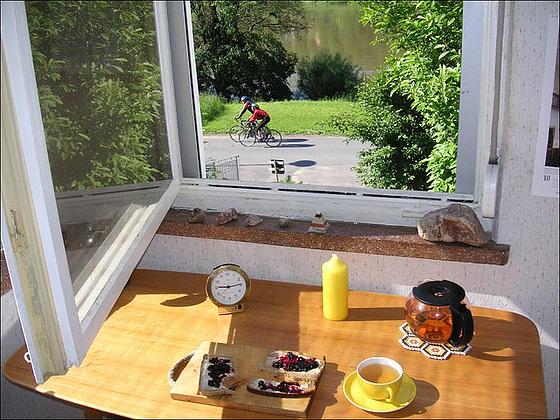 Mein Frühstückstisch
