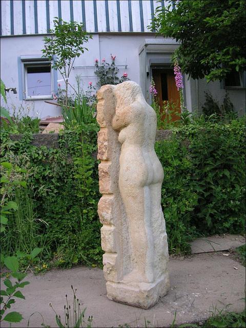 Skulptur - Margarita