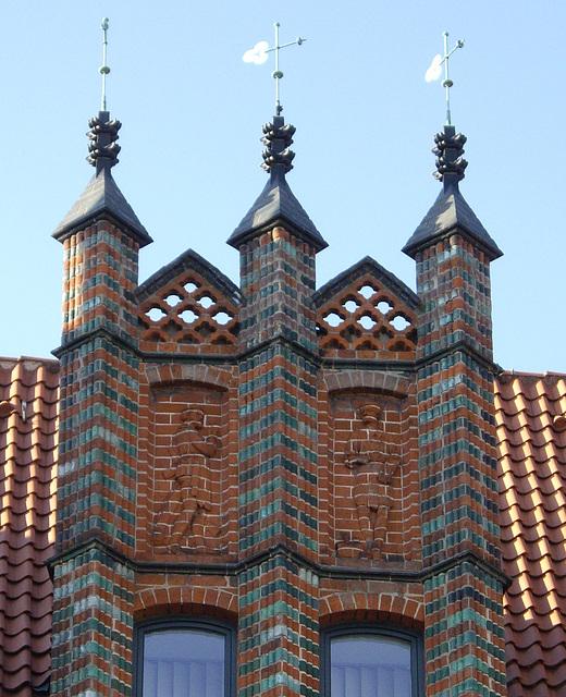 altes Rathaus von 1230  in Hannover