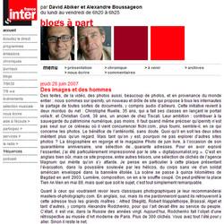 2007-06-28 - France inter - Lancement