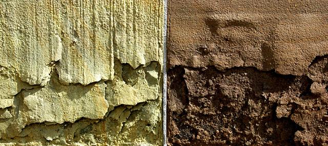 Wall erosion 2