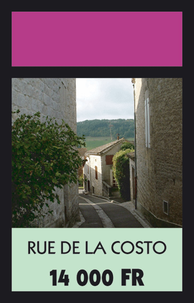Rue de la Costo