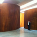 Richard Serra exhibit