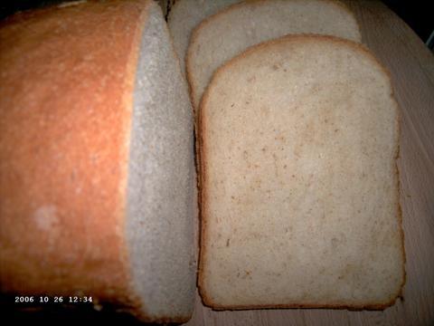 Homestyle White Bread 2