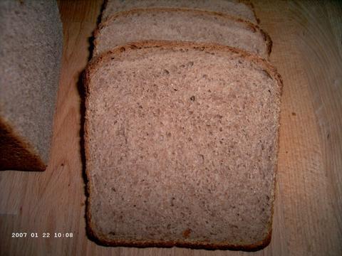Polenta-Chestnut Bread 2
