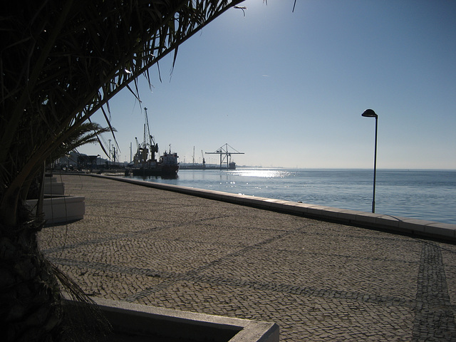 Setúbal, seaport (1)