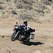 Motorcyclist Climbing Mengel Pass (9703)