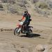 Motorcyclist Climbing Mengel Pass (9698)
