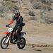 Motorcyclist Climbing Mengel Pass (9700)