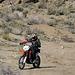 Motorcyclist Climbing Mengel Pass (9701)