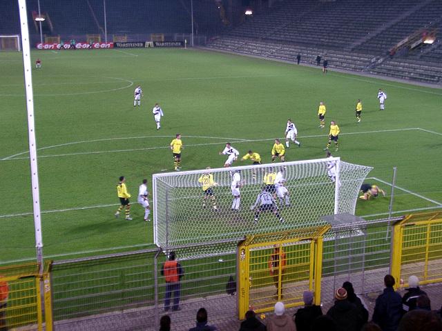 Dortmund II - St. Pauli 1:1