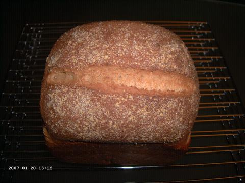 Wheat Germ Yogurt Bread