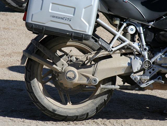 Motorcycle at Mengel Pass (9711)