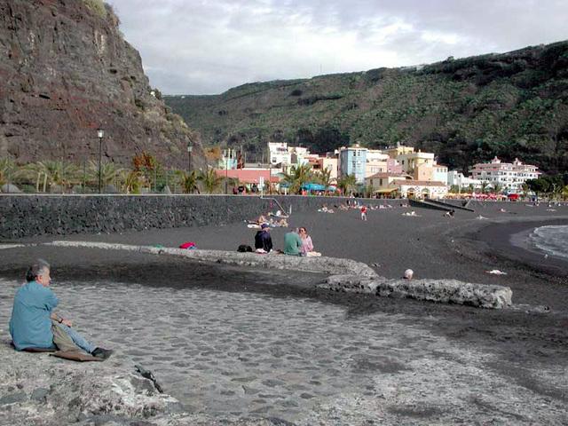DSCN4705. Playa Puerto Tazacorte