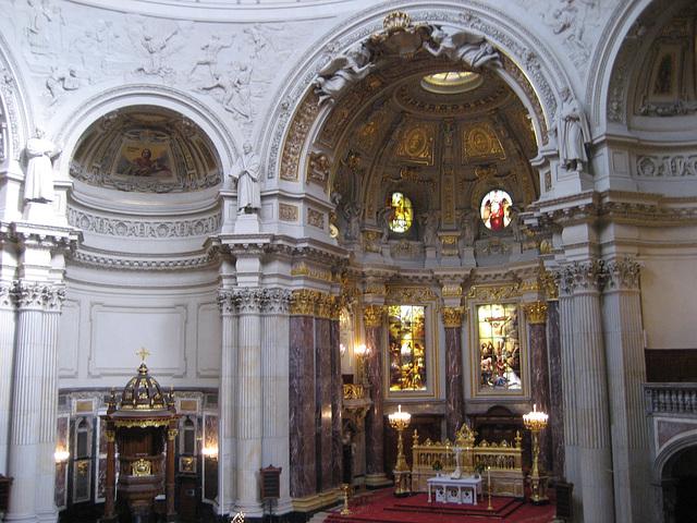 Berlin, Berliner Dom high-altar (1)