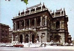 Budapest Opera-house