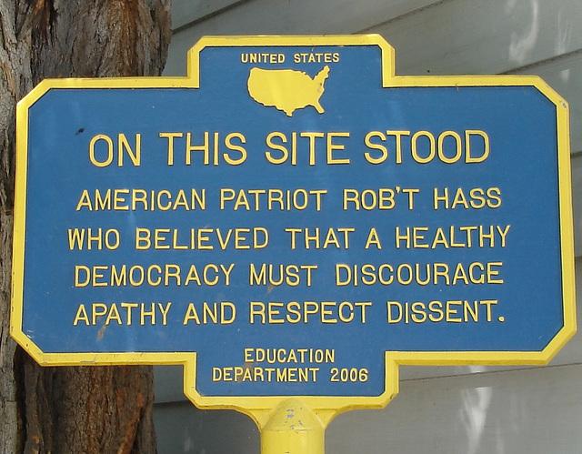 Dreamlike democraty /Espoir pour une réelle démocratie