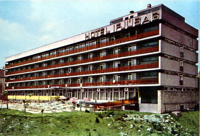 Budapest Hotel Ifjúság