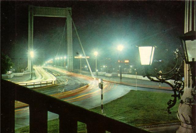 Budapest Elisaebth Bridge