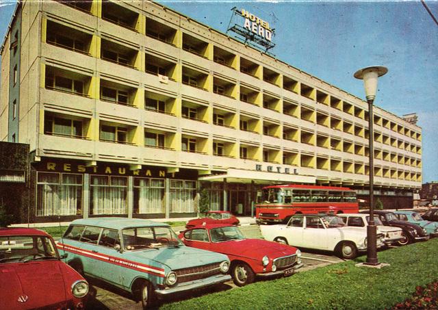 Budapest Hotel Aero