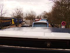 Bus - Dachlucke