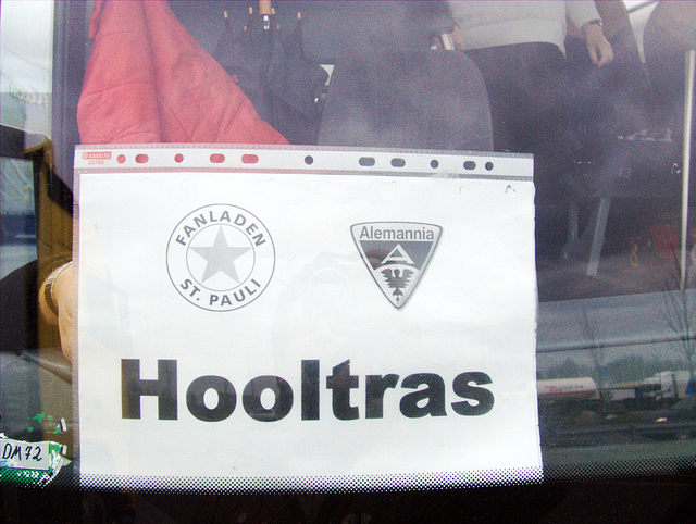 Hooltras - Bus
