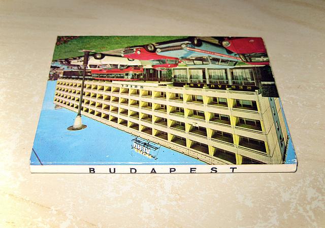 Budapest Booklet