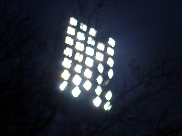 Flutlicht Millerntorstadion