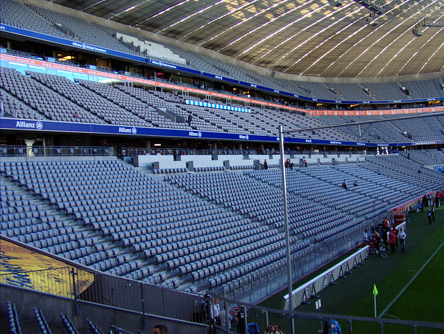 Allseater Allianz-Arena