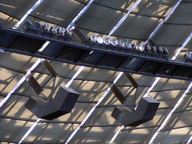 Floodlights Allianz-Arena