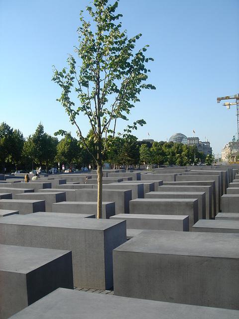 Le Mémorial de l'Holocauste