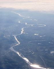 The silver Danube