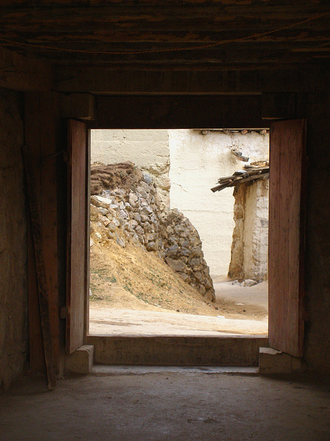 Zhongdian Door