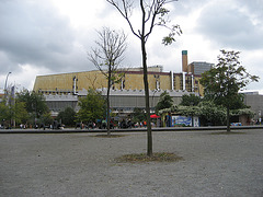 Berlin, Kulturforum, Staatsbibliothek