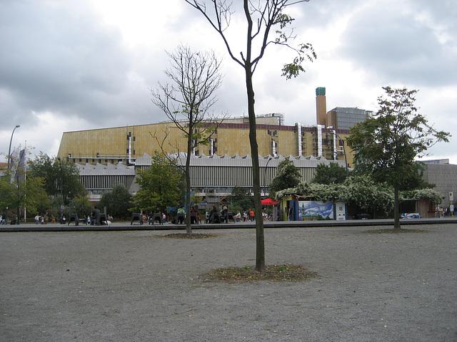 Berlin, Kulturforum, Staatsbibliothek