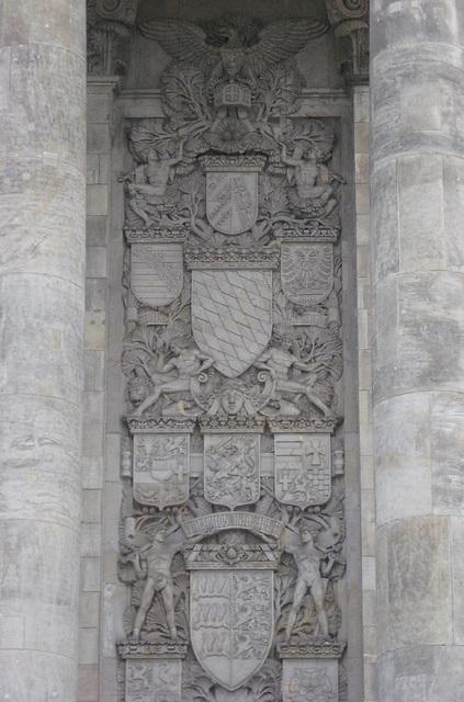 Reichstag detail