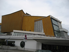Berlin, Kulturforum, Philharmonie