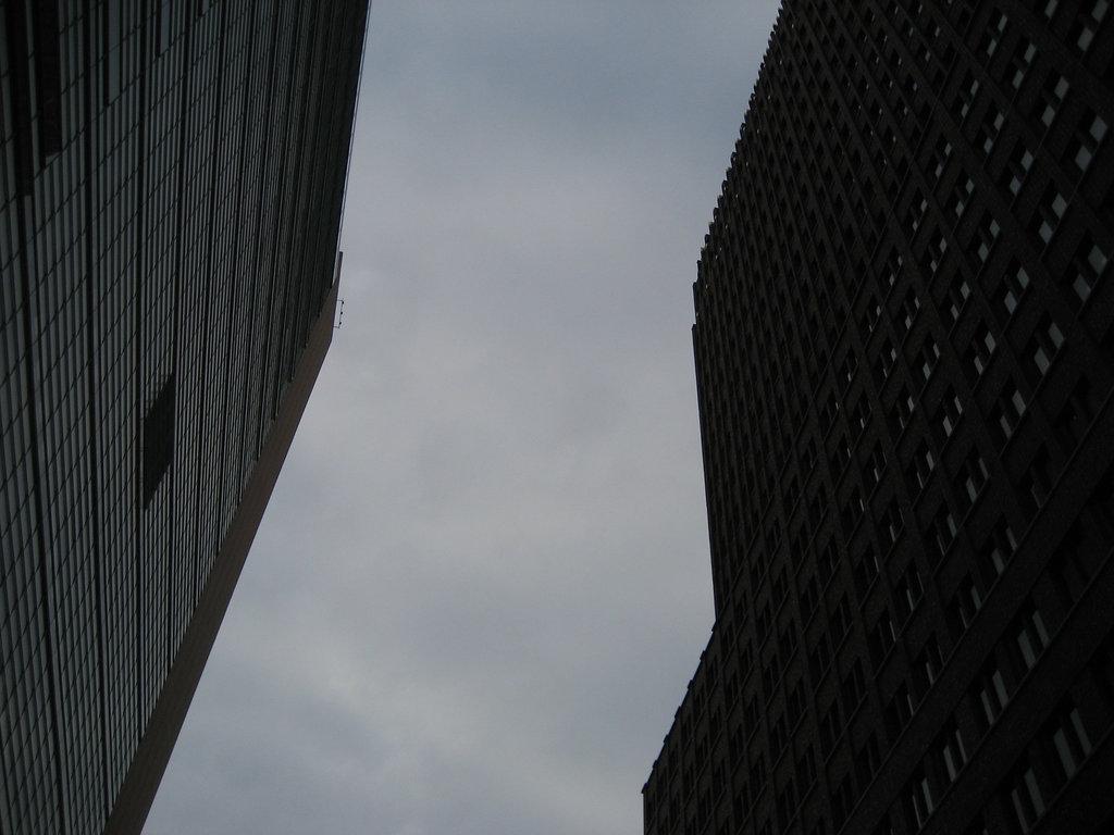 Berlin, Potsdamer Platz buildings