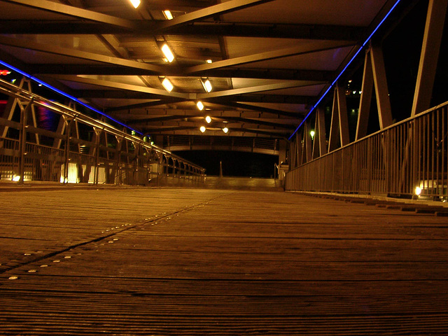 Harbour - Gangway