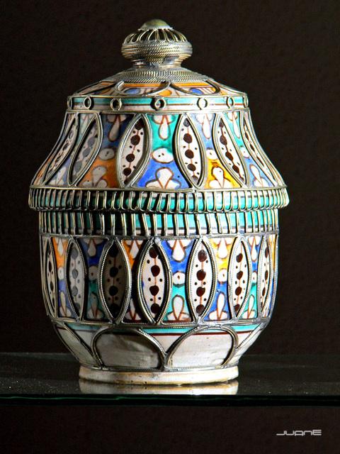 Ceramica Marruecos