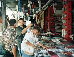 bazaar in Alanya / Turkey
