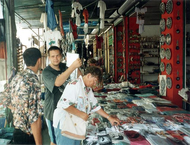 bazaar in Alanya / Turkey