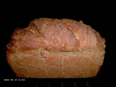Pane au Cinque Cereali con Noce