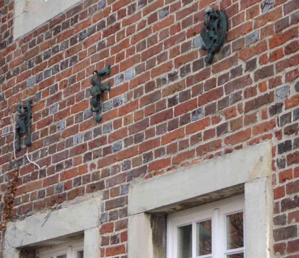 Telgte - mittelalterliches Ziegelhaus in Telgte